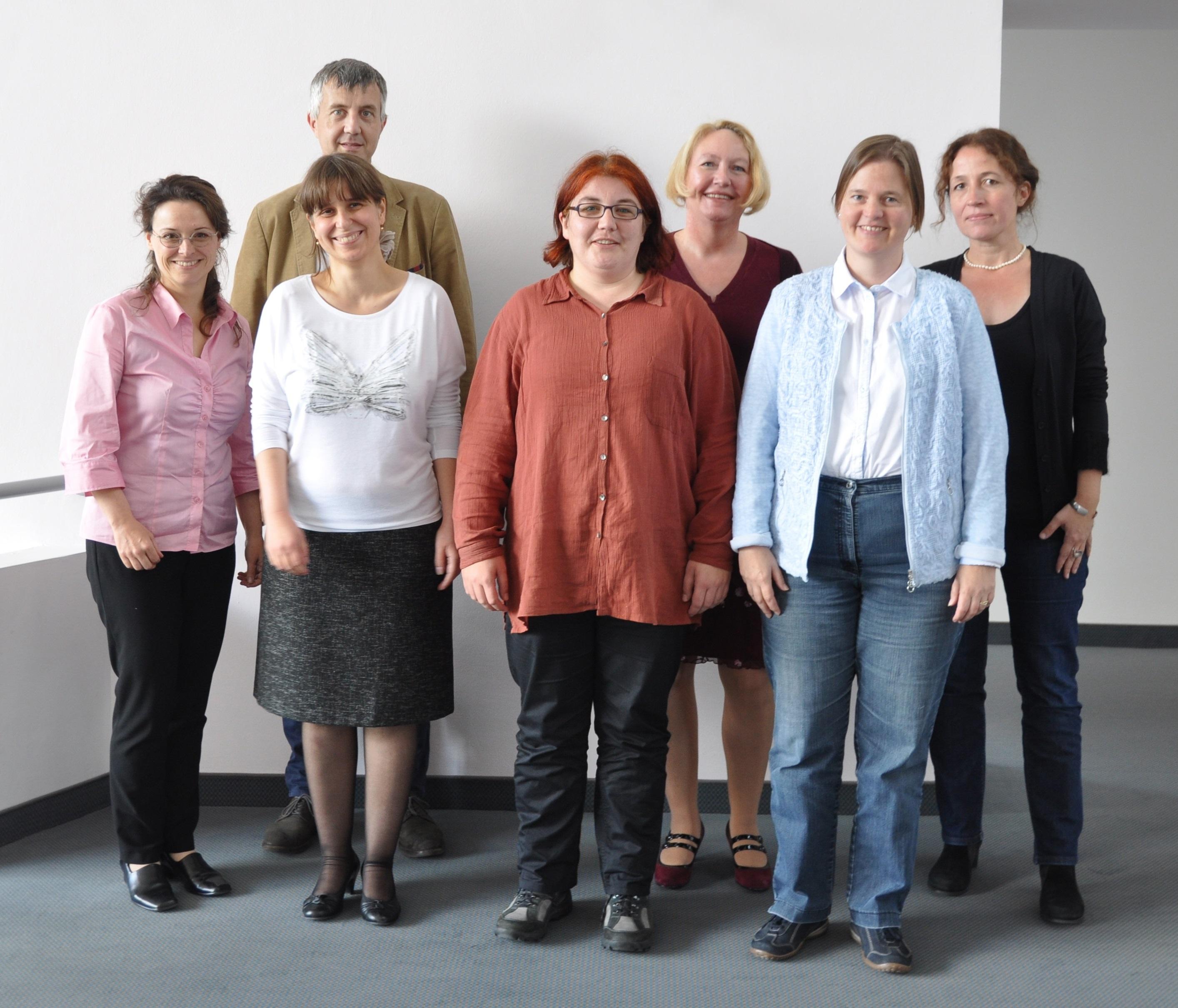 Mitglieder der Verbandsleitung des VkwB